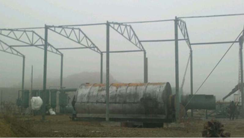 pyrolysis plants in macedonia