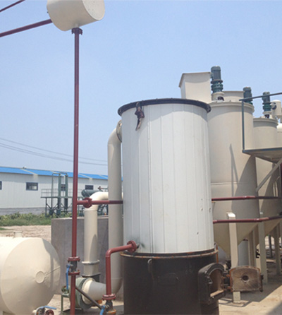 Waste motor&engine oil refinery machine