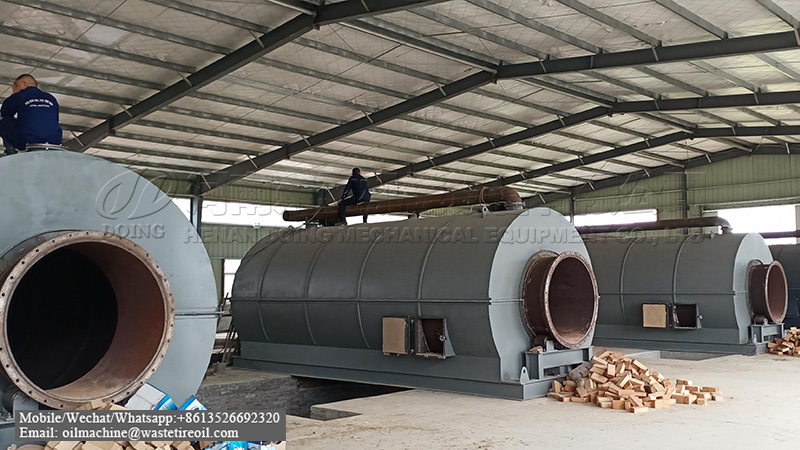 tyre pyrolysis machine south africa