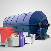 What is pyrolysis oil(tyre oil,plastic oil,rubber oil,) main
