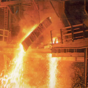 pyrolysis oil can be applied in steel factory
